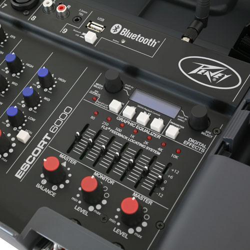 Amazon.com: Peavey Escort 5000 Channel PA System: Musical