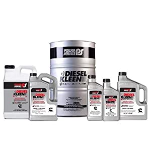 Diesel Kleen with Cetane Boost all sizes