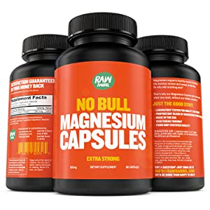 Raw barrel magnesium capsules