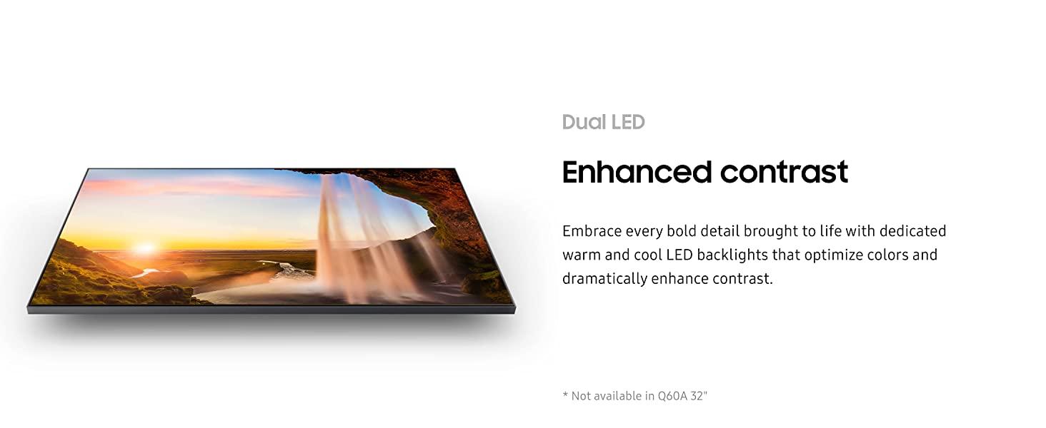 Dual LED