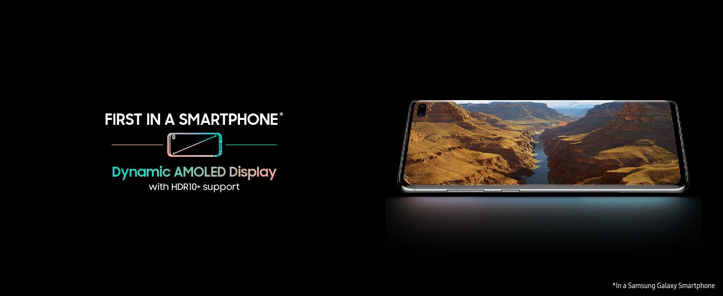 Samsung Galaxy S10 (White, 8GB RAM, 512GB Storage) with No Cost  EMI/Additional Exchange Offers