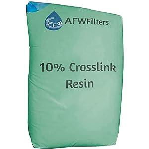 10% crosslink resin
