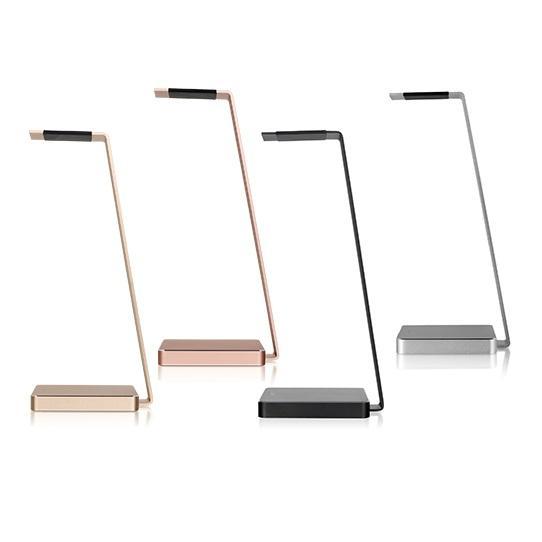 Amazon.com: LUXA2 E-One Silver Solid-Metal Aluminum