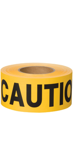 BT 100 Non-Adhesive Barricade Tape