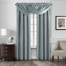 Colette drape and valance collection