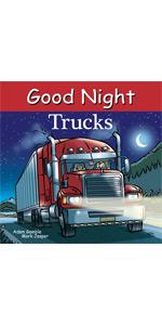 trucks babies baby birthday book children childrens gift literature nursery preschool toddler boston