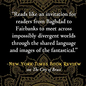 City of Brass, Empire of Gold, NYTBR