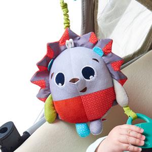 Jumpy Tiny Love Tiny Smarts Rattle Toy