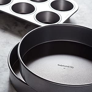 Use & Care for Nonstick Bakeware