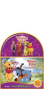 Winnie the pooh. Libro gioca kit. Ediz. a colori. Con gadget