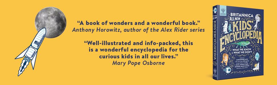 anthony horowitz alex rider series mary pope osborne encylopedia britannica curious kids