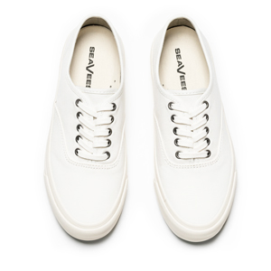 legend sneaker, standard, canvas shoe, SeaVees, lace-up