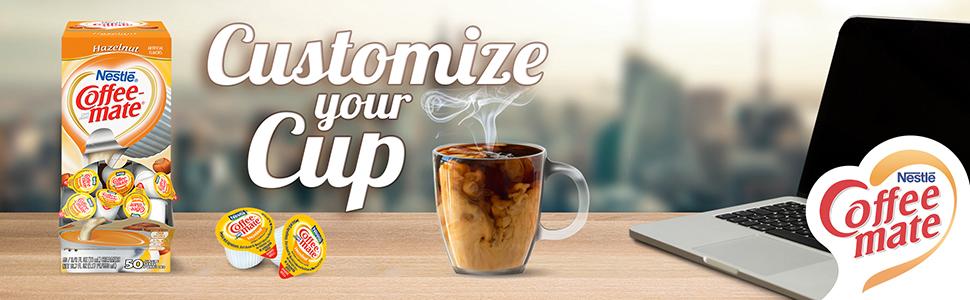 coffee-mate hazelnut coffee creamer