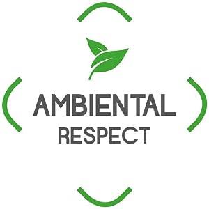 AMBIENTAL RESPECT, MEDIO AMBIENTE, COLCHON ECOLOGICO