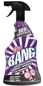 Cillit Bang Potente Limpiador Spray Manchas de Humedad y ...