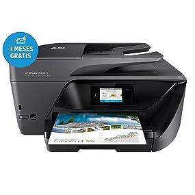 HP J7K34A OfficeJet Pro 6970 - Impresora AiO Inyección de tinta ...