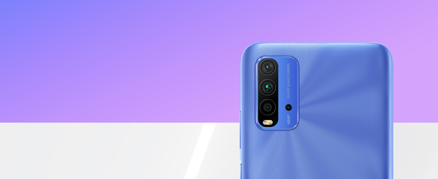 Redmi 9 Power rare camera