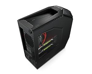 HP OMEN 880-105ns - Ordenador de Sobremesa Gaming (Intel Core i5-8400, 8 GB RAM, 1TB HDD y+ 128 GB SSD, NVIDIA GeForce GTX 1060 3GB, Windows 10) Negro - Teclado y Ratón: Amazon.es: Informática
