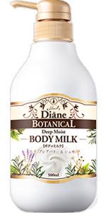 ボディミルク