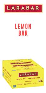 Larabar Lemon Fruit and Nut Bar