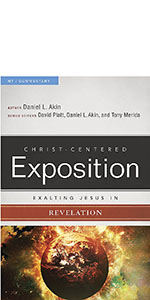 Christ Centered Exposition Revelation, Study the book of Revelation, Revelation Bible commentary