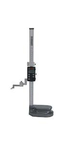 """GROZ Digital Height Gauge   Range: 0-12""""   Large LCD Display   Accuracy: +/-0.005"""""""