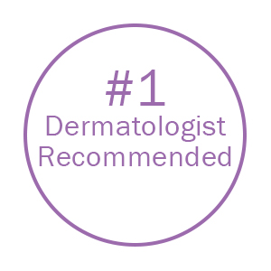 DERMATOLOGIST RECOMMENDED PURPLE ICON