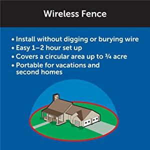 electric fence electric dog fence wireless pet fence dog containment system wireless wireless dog