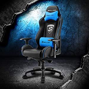 La zona de confort personal. Con la silla gaming ...