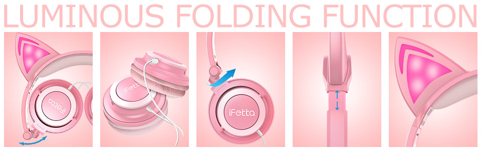 Ifecco Kid Headphones