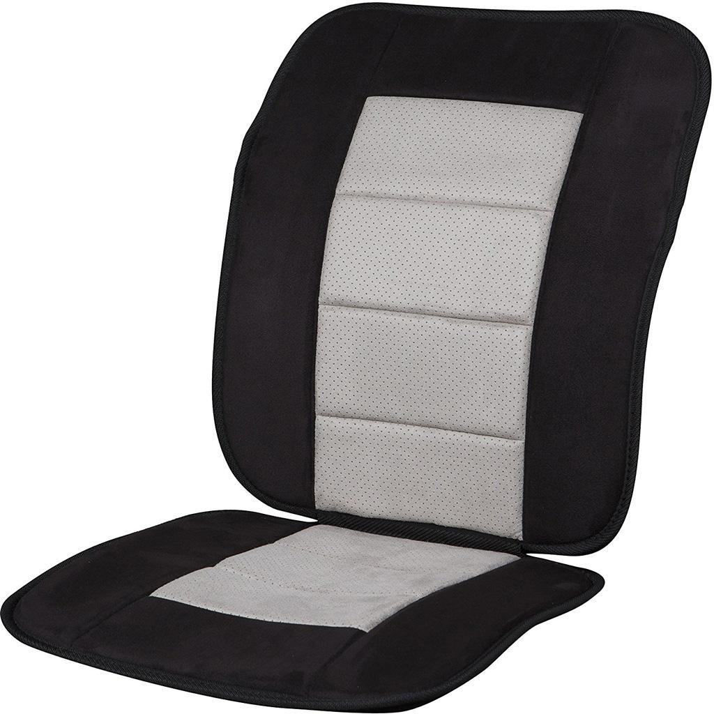 Amazon.com: Kool Kooshion Microsuede Full Seat Cushion