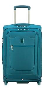 delsey paris luggage hyperglide 2-wheel carryon suitcase
