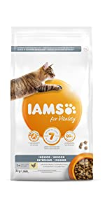 Iams karma dla kotów wewnątrz dla kotów mieszkalnych