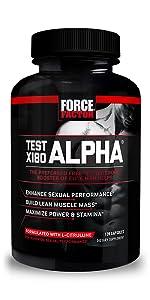 Total Testosterone Booster + Performance Enhancer