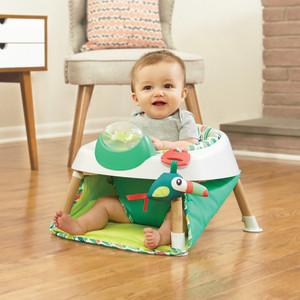 Child Seat on Floor