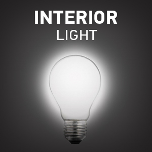 Safe with Interior Light