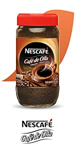 nescafe cafe de olla