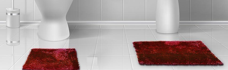 large bathroom rugs; round bath mat; large bath mat; luxury bath rugs; grey bath mat; bath rug sets