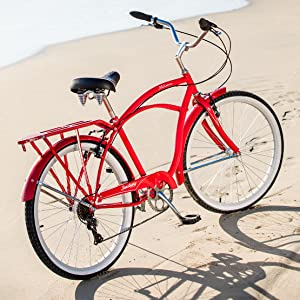 Schwinn, Bike, Bicycle, cruiser bikes, Family Bikes, beach cruiser, bikes for adults, sanctuary 7