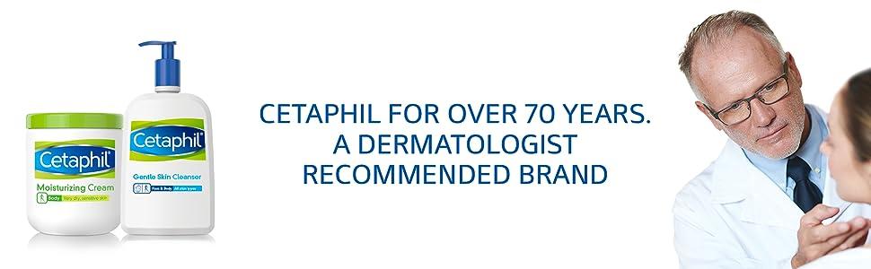 Cetaphil, Gentle Skin Cleanser, Moisturizing Cream