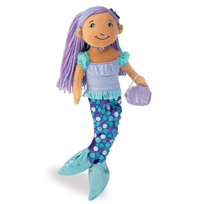 E Toys For Girls : Amazon manhattan toy groovy girls aqualina mermaid