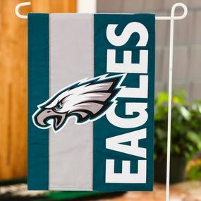 philadelphia eagles super bowl champs flag