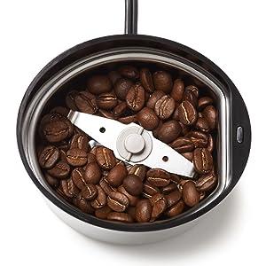 coffee grinder, spices and herbs grinder, blade grinder, conical burr, grinder, kitchen aid