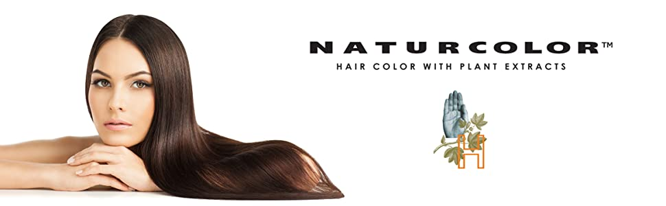 Herbaceuticals Naturcolor hair color with plant extracts