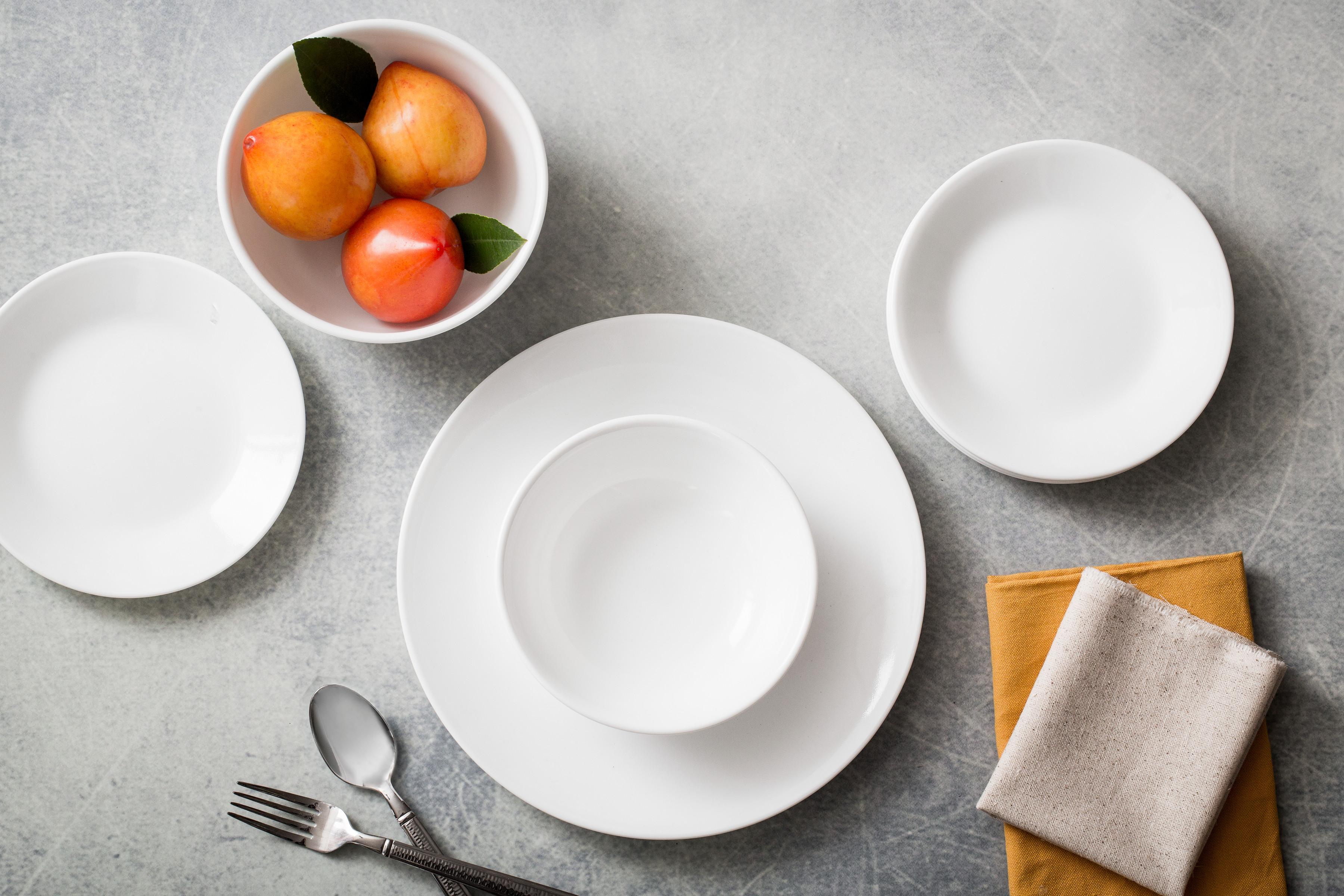 Amazon Com Corelle Livingware 74 Piece Dinnerware Set