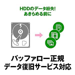 HDDのデータ紛失!あきらめる前に データ復旧サービス対応