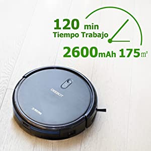 Compatible con Conga Excellence 990 950 1090 DEEBOT N79S N79 Eufy RoboVac 11 11S 30 30C 12 35C YABER Bater/ía de Reemplazo para Conga Excellence 990 14.4V 2800mah Li-Ion