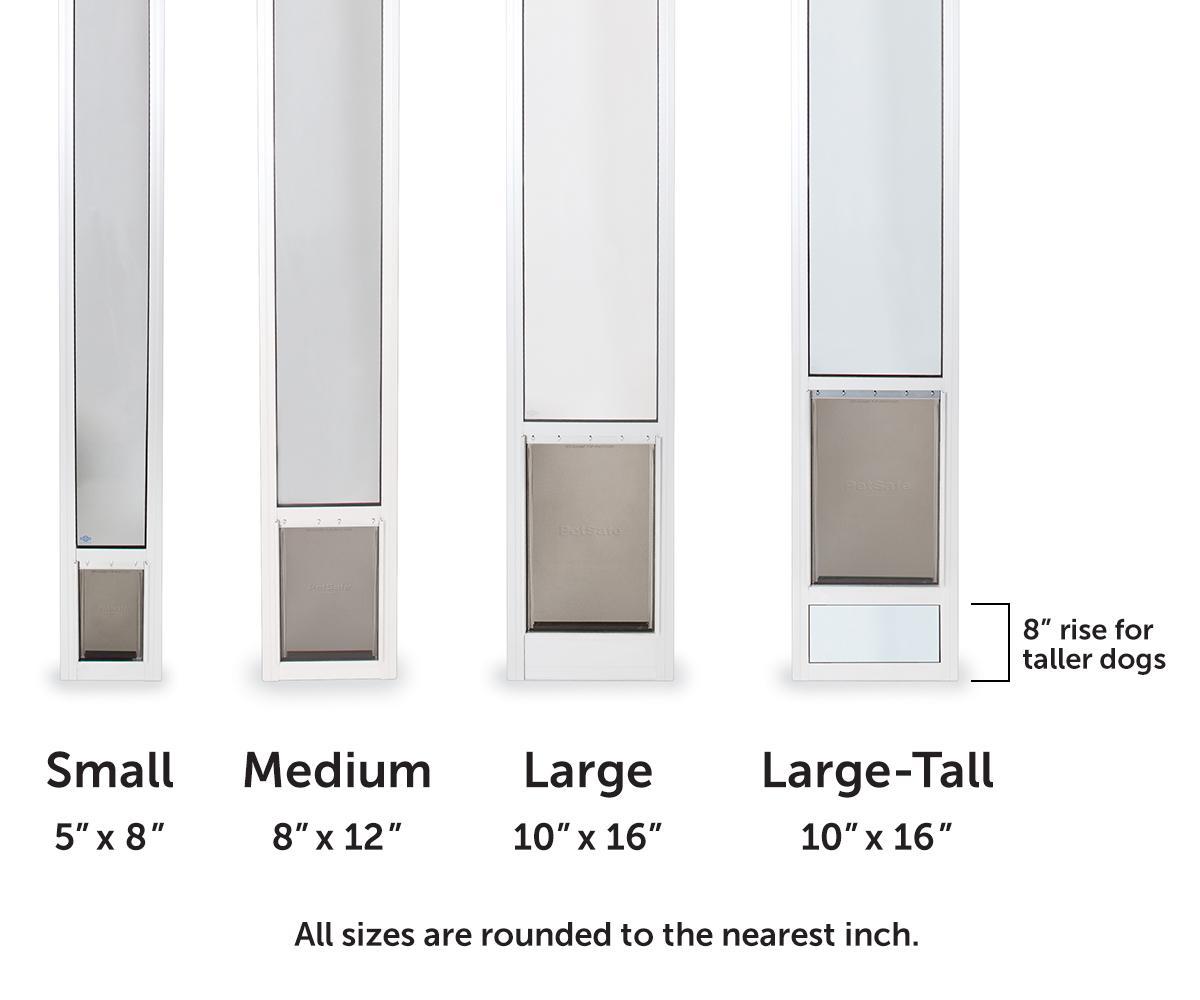Amazon Petsafe Deluxe Pet Panel Panels For Sliding Glass Doors