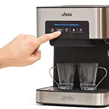 Nespresso Russell Hobbs Cecotec Bosch Tassimo De'longhi Orbegozo cafetera cafe 1.2 te compacta tazas
