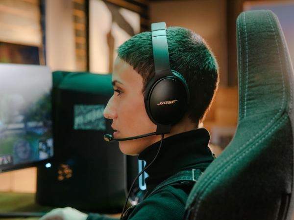 Bose QuietComfort 35 Series 2 Gaming Headset — comfortable noise cancelling headphones